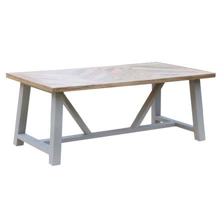Nordic Grey Collection Dining Table